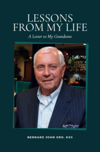 Lessons from My Life Book Cover